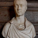 Alexander Severus (208 – 235CE) was the 26th Emperor of the Roman Empire, reigning from 222 – 235 CE. He was the last of the Severan Dynasty and his assassination in 235 led to the Imperial Crisis of the Third Century, a period of nearly fifty years of invasions, civil wars and economic collapse. Image by way of Wikimedia Commons.
