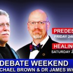 LIVE DEBATE: James White vs Michael Brown on Predestination and Healing