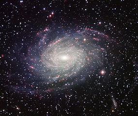 Galaxy NGC 6744