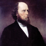 Charles G. Finney (1792-1875), leader during the Second Great Awakening. Wikimedia Commons.