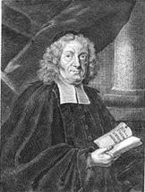 Johann Wilhelm Petersen (1649– 1727).