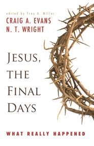 Jesus, Final Days