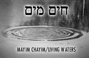 Mayim Chayim: The Living Waters