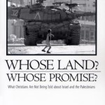 Gary Burge: Whose Land? Whose Promise?