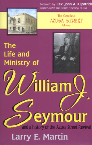 the life and ministry of j Larry martin the life and ministry of william j seymour: and a history of the azusa street revival (the complete azusa street library) publisher: christian life books.