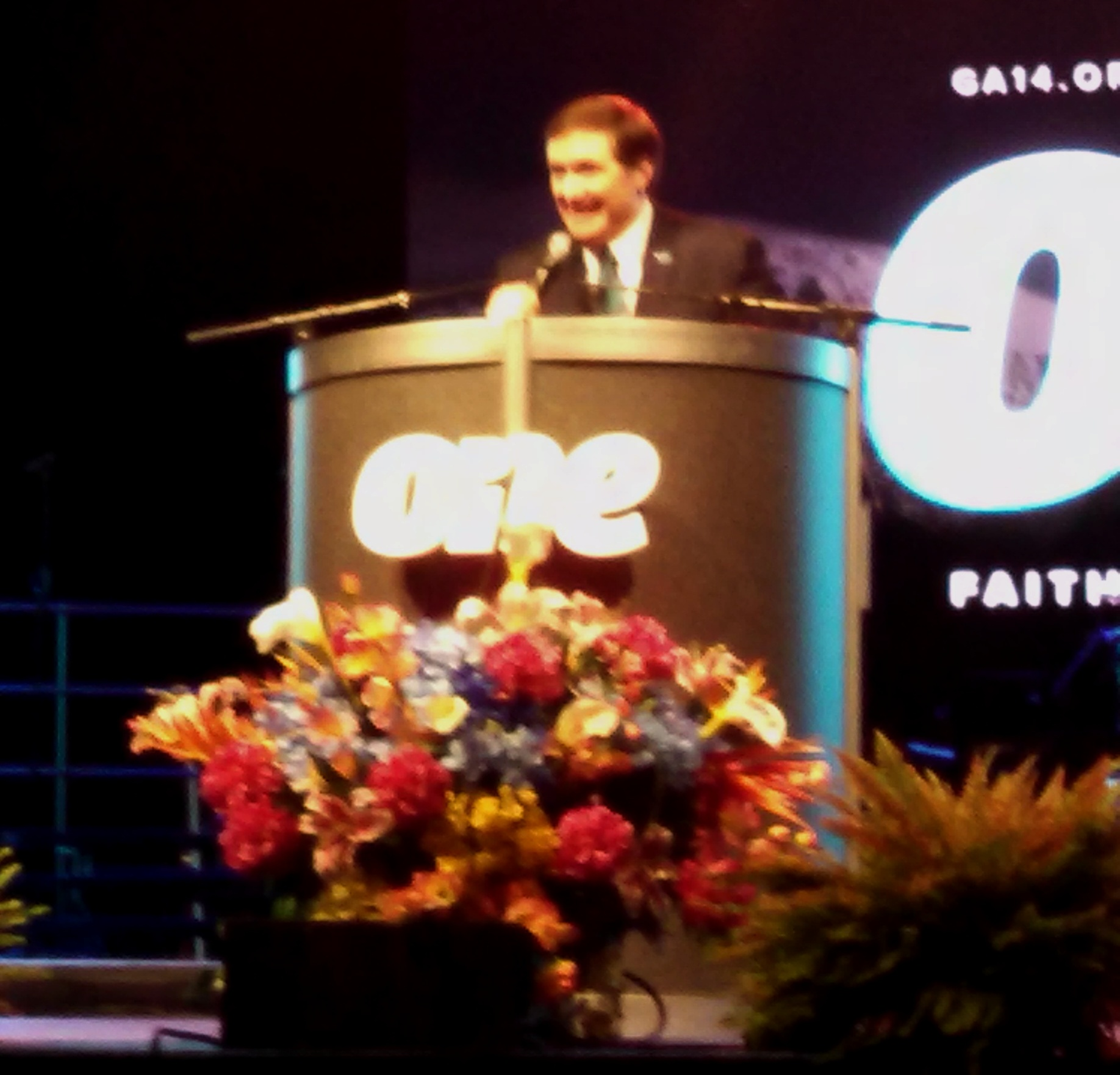 75th Church of God International General Assembly: Historic