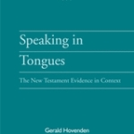 Gerald Hovenden: Speaking in Tongues