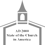 A.D. 2000: State of the Church in America
