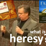Use of the term Heresy