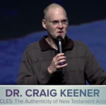 Cases of Healed Blindness and Raised from the Dead with Craig Keener