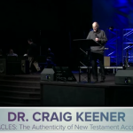 Miracles in Church History and Today with Craig Keener
