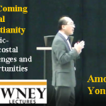 Amos Yong: The Coming Global Christianity: Pietistic-Pentecostal Challenges and Opportunities, Introduction and Part 1