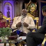 Antipas Harris interviewed by T.D. Jakes