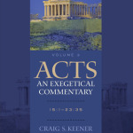 Craig Keener: Acts, Volume Three