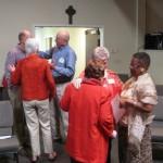 Encouraging Pentecost: Pentecost Sunday 2016