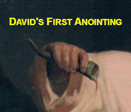 Blessed and Blessing: The Anointings of David