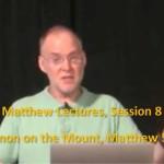 Craig Keener: Matthew, Lecture 8