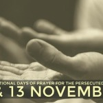 Sorrow and Triumph: International Days of Prayer 2016