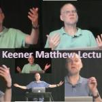 Craig Keener: The Matthew Lectures