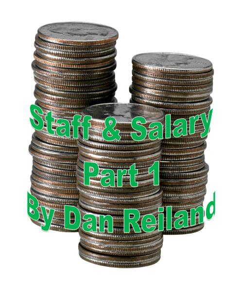 Staff and Salary, Part 1