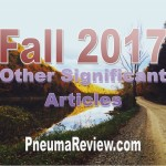 Fall 2017: Other Significant Articles