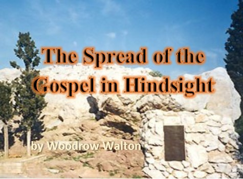The Spread of the Gospel in Hindsight: The Church's First 1452 Years