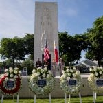 Memorial Day Ceremony 2018 at the Manila American Cemetery