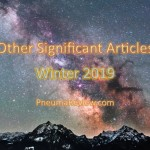 Winter 2019: Other Significant Articles