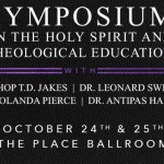 Symposium on the Holy Spirit and Theological Education 2019