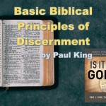 Basic Biblical Principles of Discernment