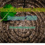 Summer 2020: Other Significant Articles