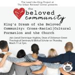 King's Dream of the Beloved Community